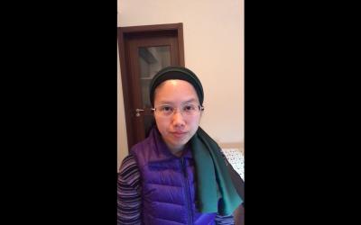 Kinesisk kvinne om å leve enslig etter skilsmisse