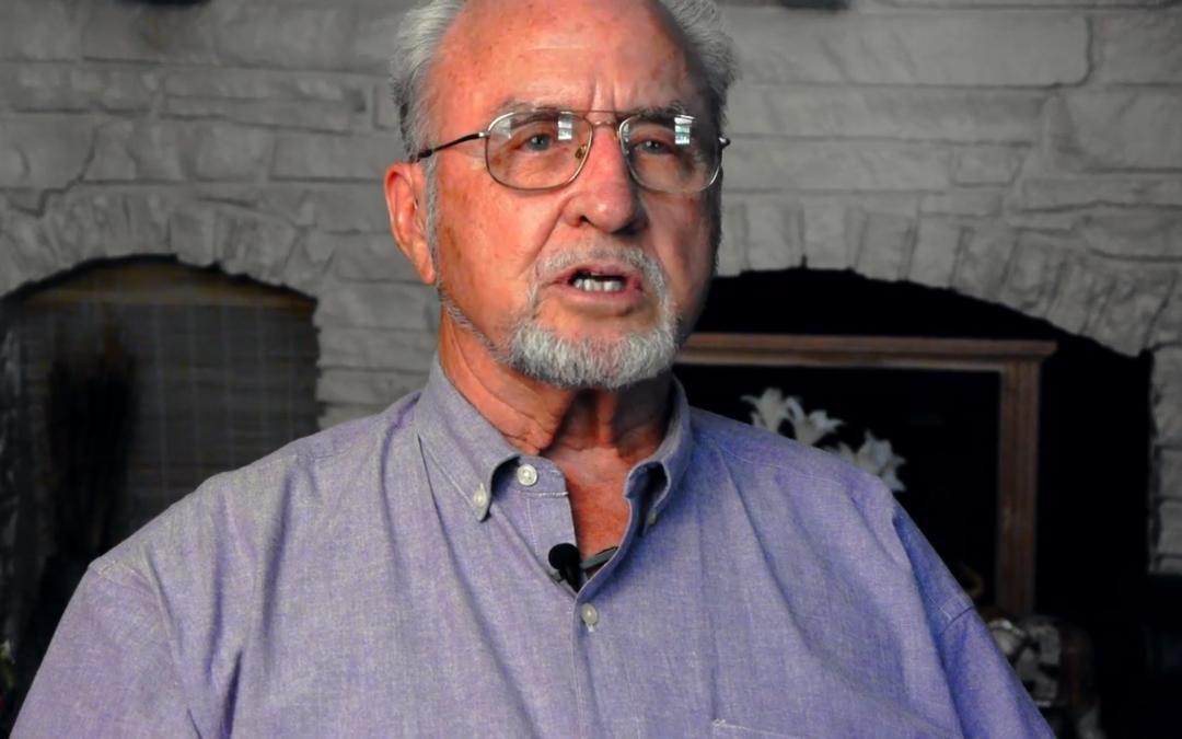 Dr. Joseph Webb: – Det har blitt snudd helt på hodet.