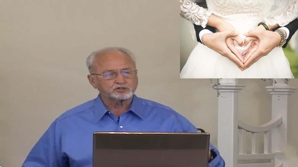 Joseph Webb om ekteskap, skilsmisse og gjengifte.